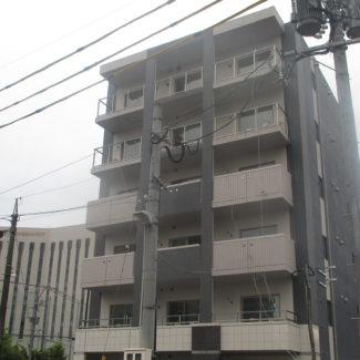 某マンション新築工事